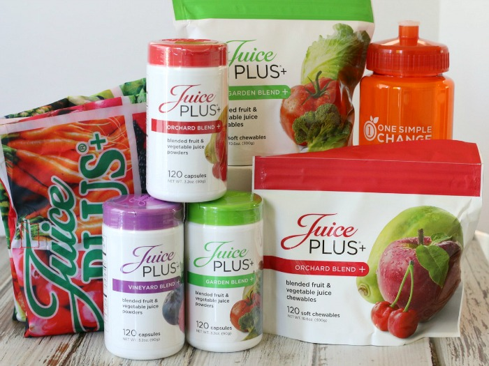 Juice Plus Giveaway Horiz