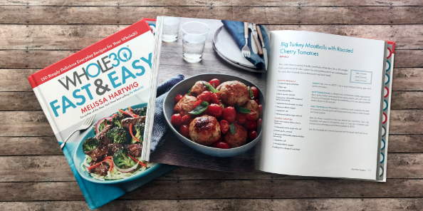 Whole30 Fast and Easy is the ultimate collection of quick, healthy & delicious meals (made in 30 minutes or less) using simple whole food ingredients!